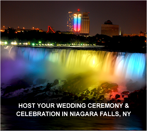 Gay Weddings - Same Sex Marriage Niagara Falls New